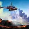 Heli Hawaii Honeymoon Volcano