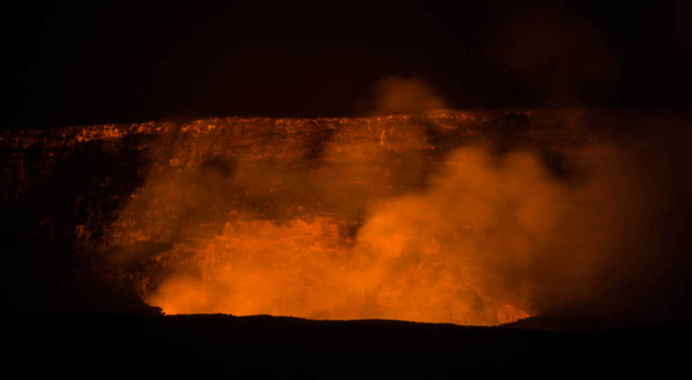 TwilightVolcano-volcanoNight